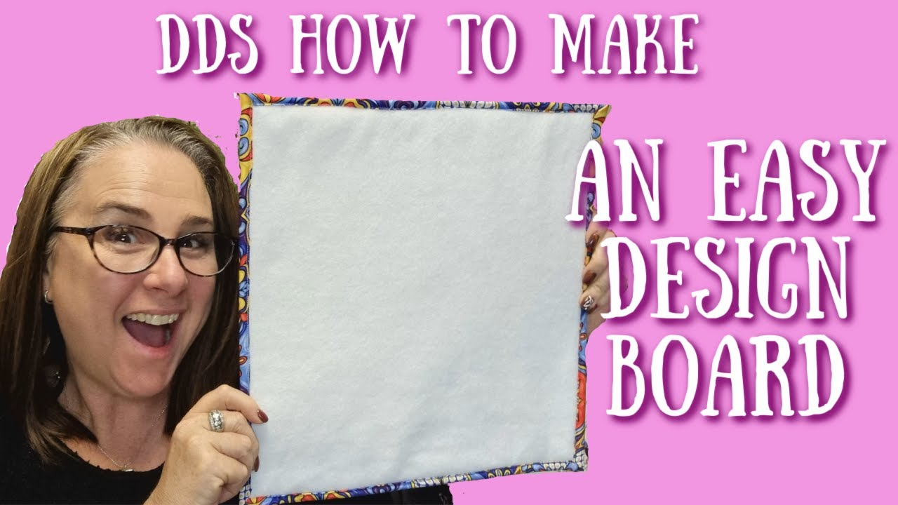 How to Make DDs Easy Design Board