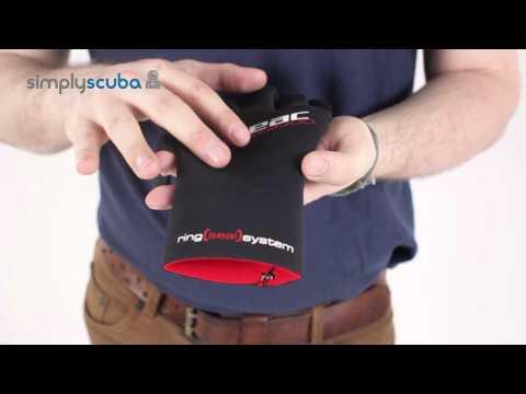 Seac Sub Dryseal 300 Gloves - www.simpltscuba.com