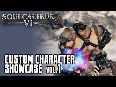 Soul Calibur 6: Custom Character Showcase Vol.1
