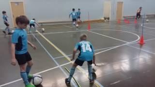 Тренировка для детей 10-11 лет