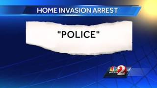 Man charged in connection with Orange County home invasion