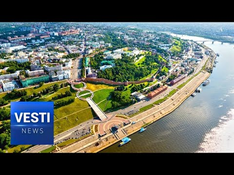 Vesti Special: Nizhny Novgorod is Thriving! Jobs and Local Business Expanding in Russia's Regions