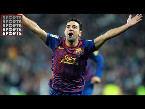 Xavi Claims Team Catalonia Would Be Amongst the Best in the World
