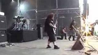 BRUJERIA - Matando Gueros - Hellfest 2007