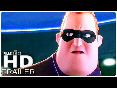 INCREDIBLES 2: 4 Minute Extended Full online (2018)