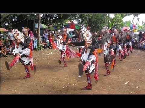 Eling Eling Janturan Prajuritan Jam 15 36 Ebeg Krida Kusuma di Jalan Kenanga