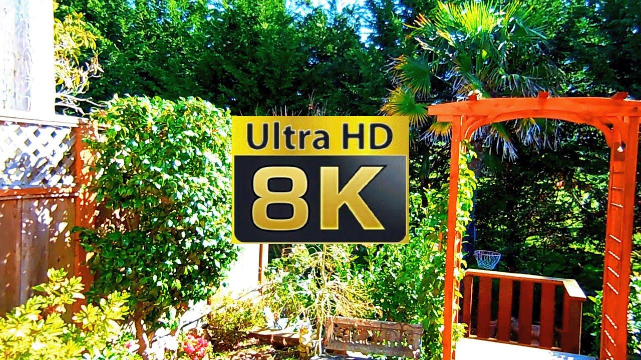 8k [ultra-hd] 4320p video test - youtube