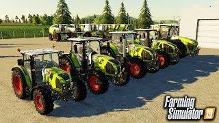 DLC CLASS  NOWY DODATEK ⚡️ PRZEGLĄD  Farming Simulator 19
