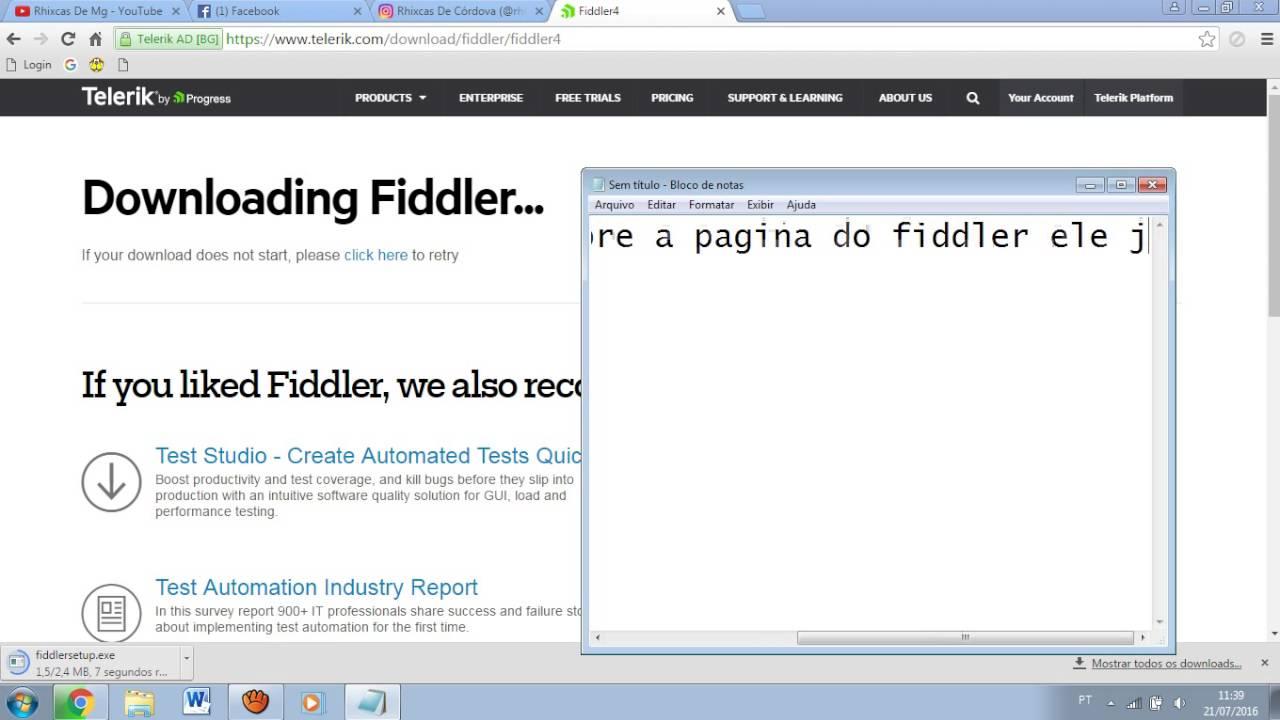 fiddler 4