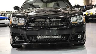 Davis AutoSports 2014 CHARGER SRT8 / SUPERCHARGED AND MODDED / 720HP 680TQ FOR SALE
