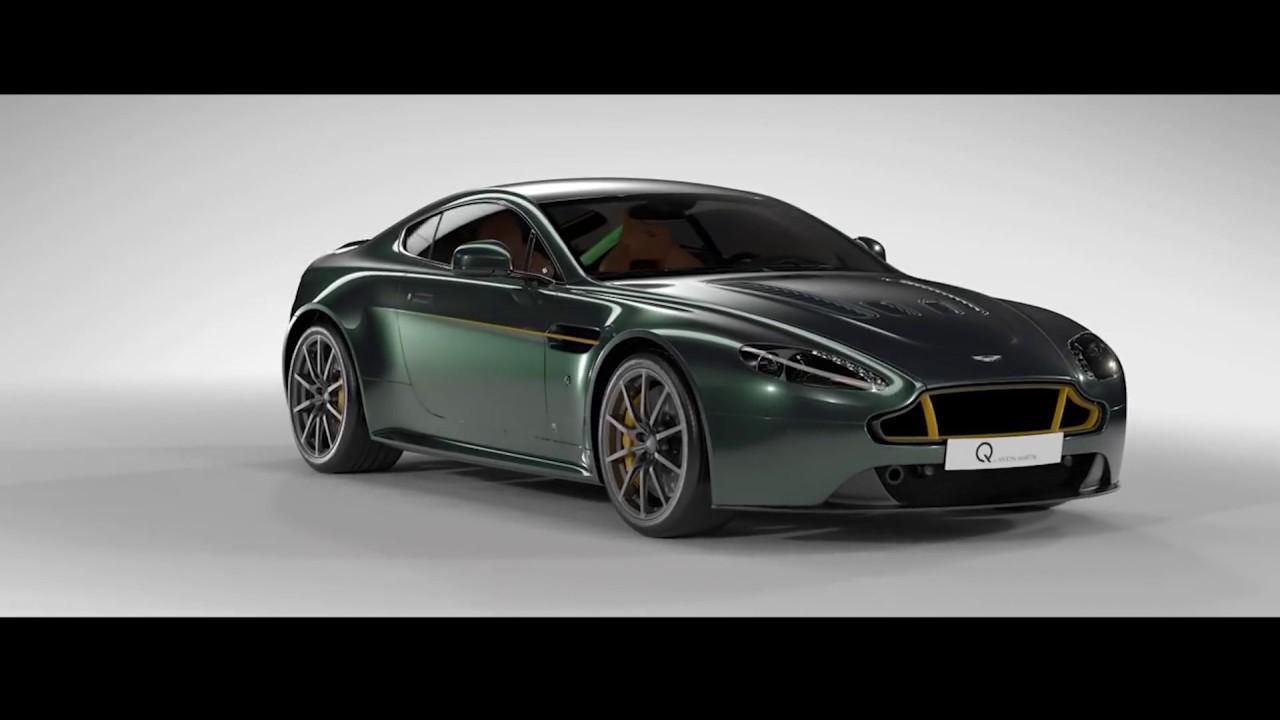 Aston Martin Cambridge V12 Vantage S Spitfire 80 Event