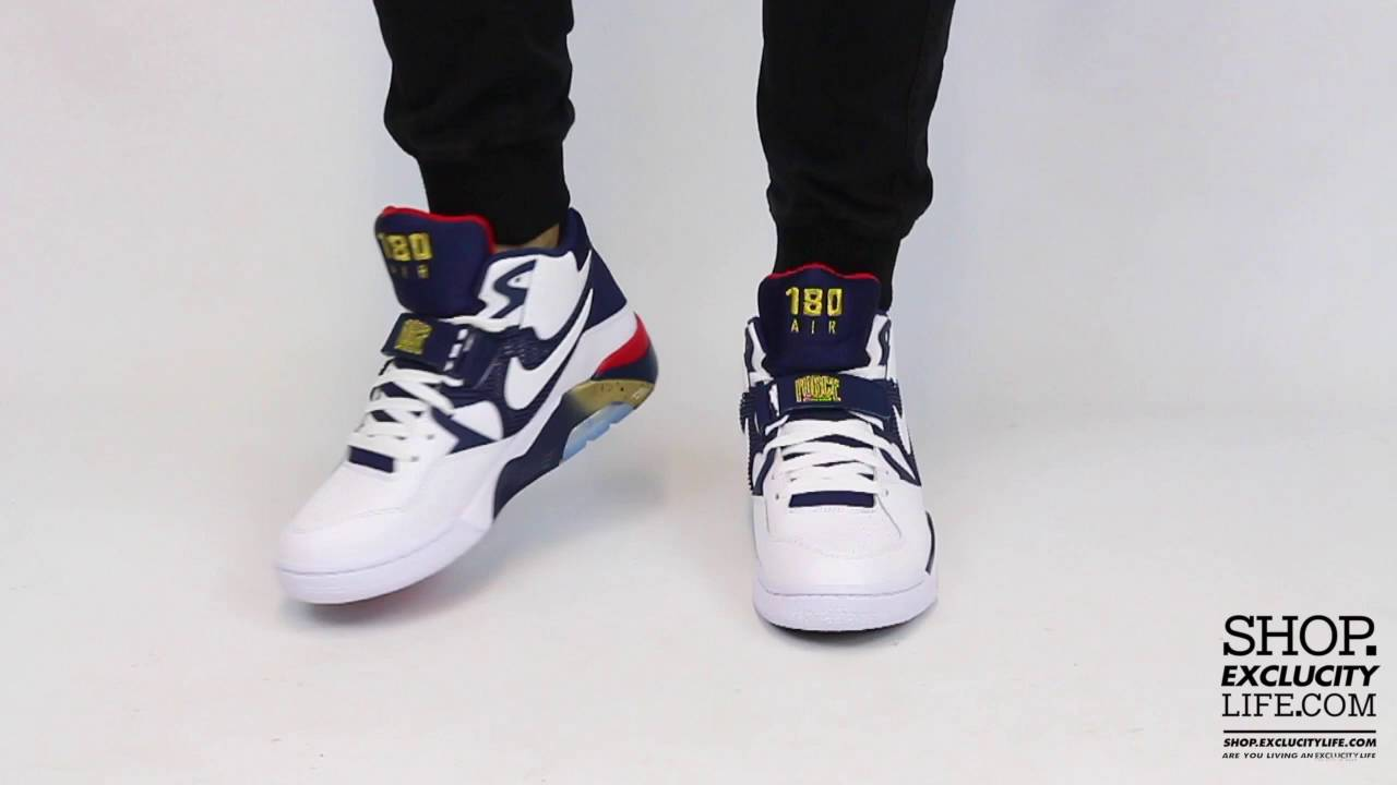sale retailer 43728 91f28 Nike Air Force 180