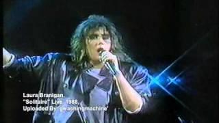 """Laura Branigan - """"Solitaire"""" Live, Chile"""