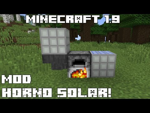 1 7 10 Solar Furnaces Mod Download Minecraft Forum