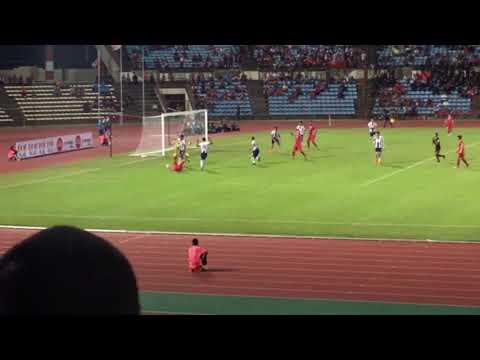 Sabah FA 1-1 Felda United | Gol Penalti Hector Ramos