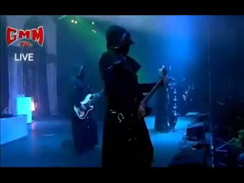 Ghost Live at Graspop 2013 [Infestissumam - Per Apera Ad Inferi - Con Clavi Con Dio - Elizabeth]