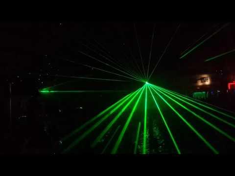 Laser show Palmbeach Stein