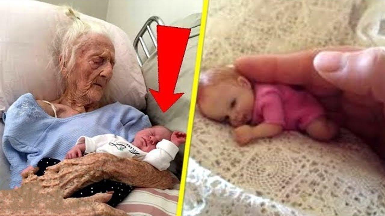 أغرب 7 حالات ولادة ستشاهدها في حياتك... رقم 1 امرأة تلد سحلية !!