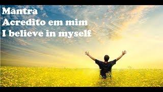 Video Poema: Acredito em mim! video poem: I believe in myself!