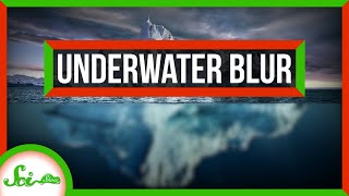 Why Do Things Look Blurry Underwater?