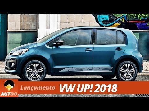 lan amento volkswagen 2018. AUTOO Mostra O Volkswagen Up 2018 Direto Do Lanamento Lan Amento