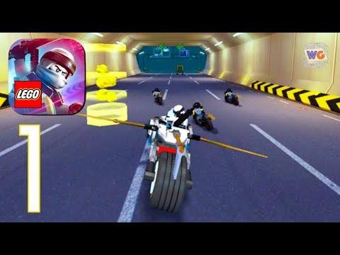 LEGO Ninjago Ride Ninja [iOS Android] Gameplay Walkthrough Part 1