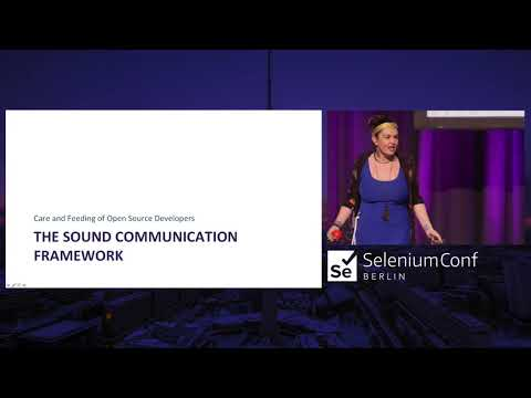 Care and Feeding of Open Source Developers: A Framework for Successful Communication | Patty Evans