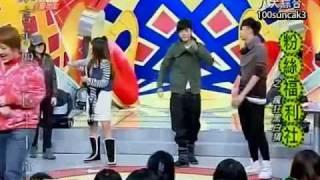 Xiao Gui and Hu Die finally beat Xiao Zhu after many battles!~ 100% Entertainment [ENG SUB]
