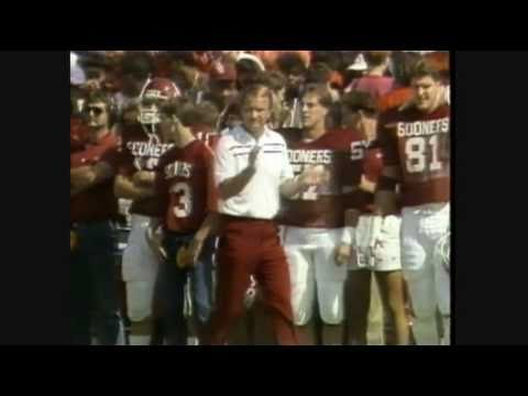 A Tribute to Barry Switzer