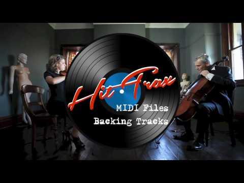 Silent Night Michael Buble MIDI Karaoke Backing Track