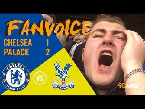 Chelsea 1-2 Crystal Palace | Palace shock Chelsea with Zaha and Benteke goals! | 90min FanVoice