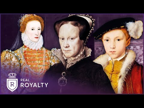 Elizabeth I & Bloody Mary | A Tale Of Two Sisters | Real Royalty