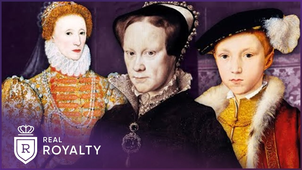 Download The Complex Sisterhood Between Mary & Elizabeth I   Two Sisters   Real Royalty with Foxy Games