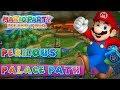 Mario Party Island Tour - Perilous Palace Path (4-Player)