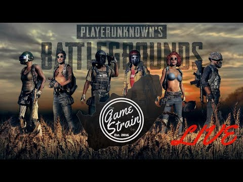 PlayerUnknown's Battlegrounds feat South African Gamers!