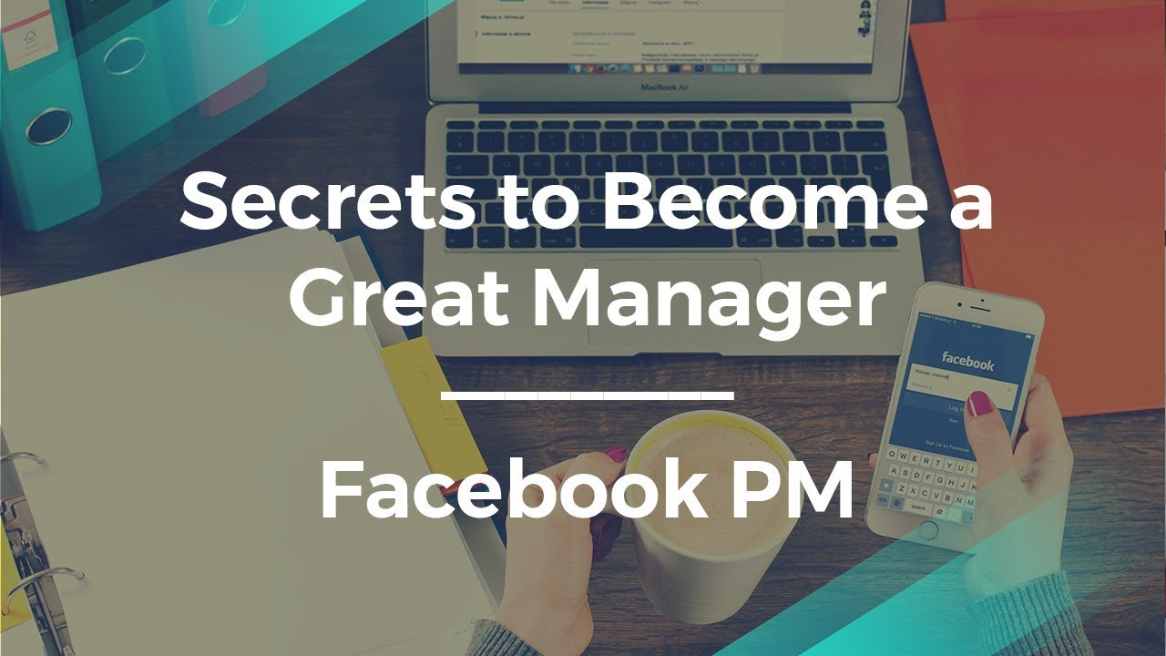 how to become a master manager