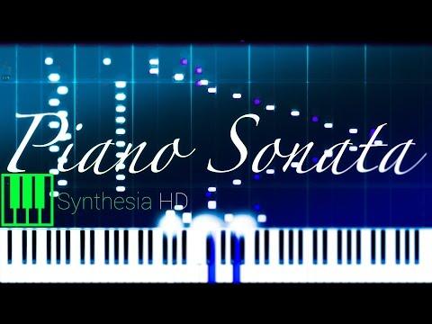 Piano Sonata No. 3 in B minor // CHOPIN [Piano Tutorial] (Synthesia)