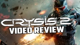 Crysis 2 PC Game Review - Maximum Sequel