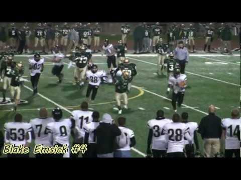 Top High School Quarterback Blake Emsick