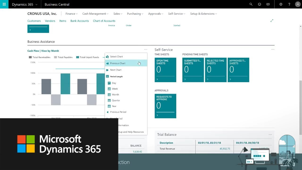 Dynamics 365 Business Central Services | Microsoft Gold Partner