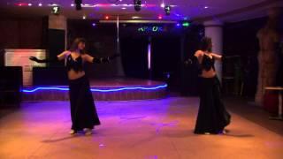 Кристина Кузьмина и Анна Ковалева (Школа танцев