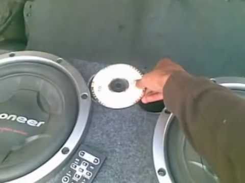 Maruti 800 With Good Music System Pioneer Youtube