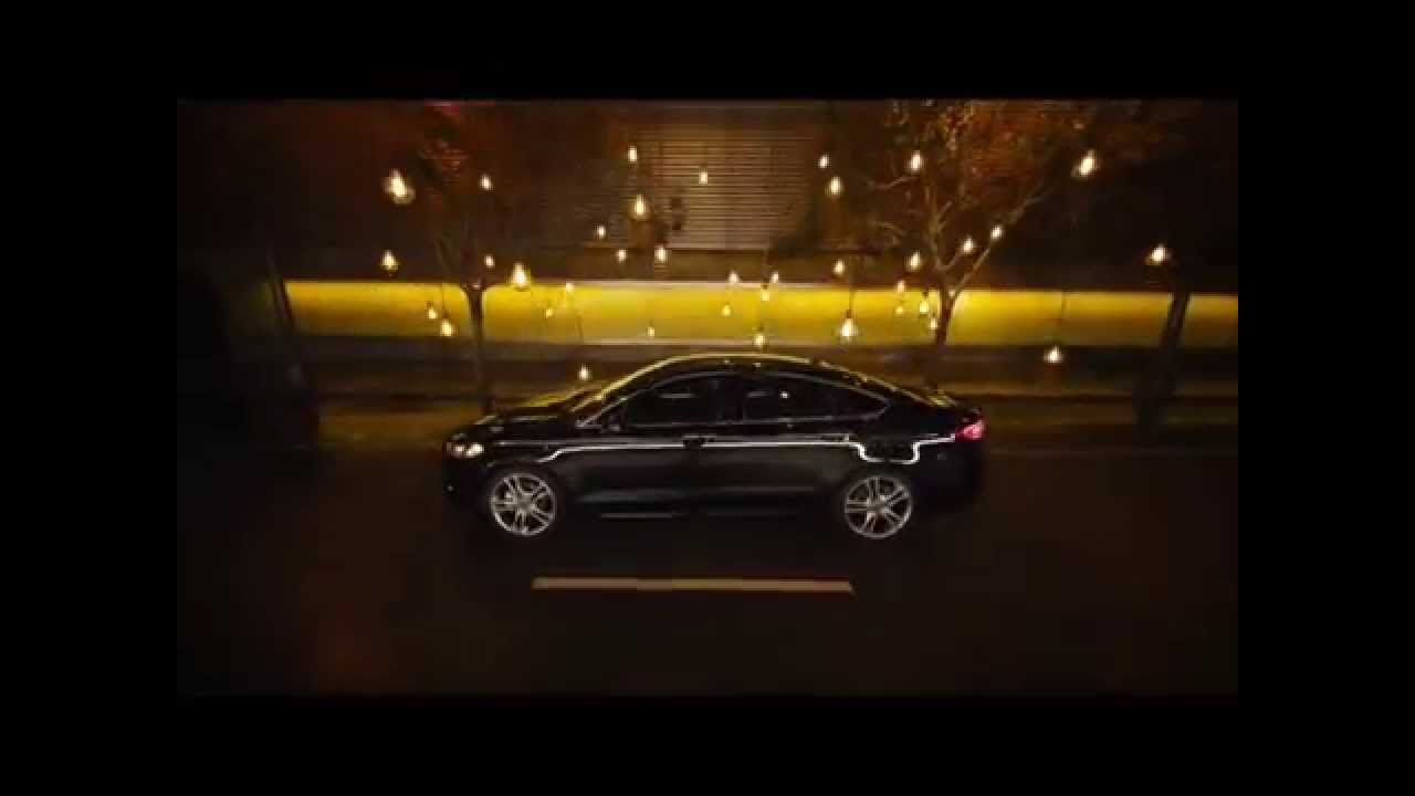 Go further ford fusion commercial ford dreams