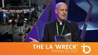 February 20, 2020—The LA 'Wreck'