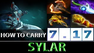 Sylar Phantom Assassin How To Carry Dota 2 7.17