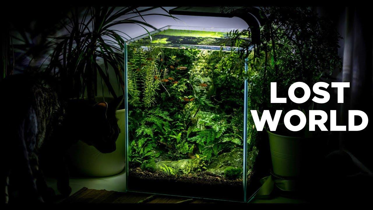 My LostWorld nano tank - The ultimate nature aquarium for ...