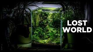 My LostWorld nano tank - The u…