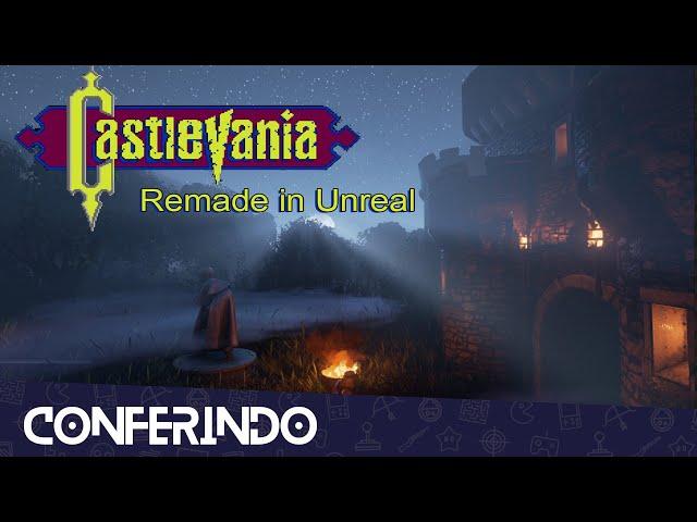 Conferindo A Demo: Castlevania 1 Remake