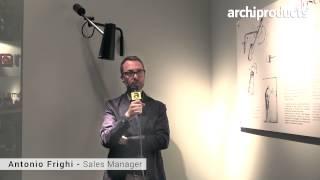 ZUCCHETTI KOS | Diego Grandi, Carlo Zucchetti - iSaloni 2014