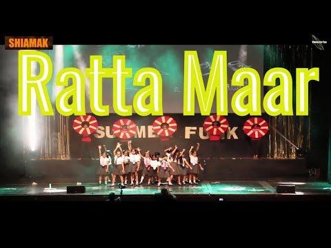 ratta-maar- soty- give-me-some-sunshine- -dance-party- shiamak-london-summer-funk-2018
